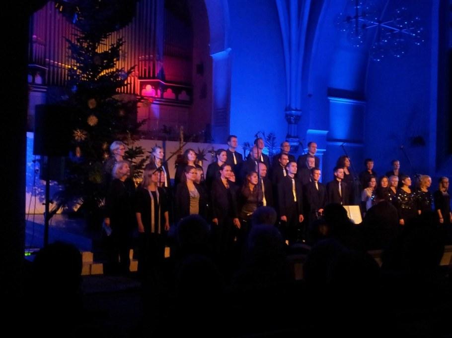 2014-12-20 GospelWeihnacht on tour, Wiesbaden, 20. Dezember 2014