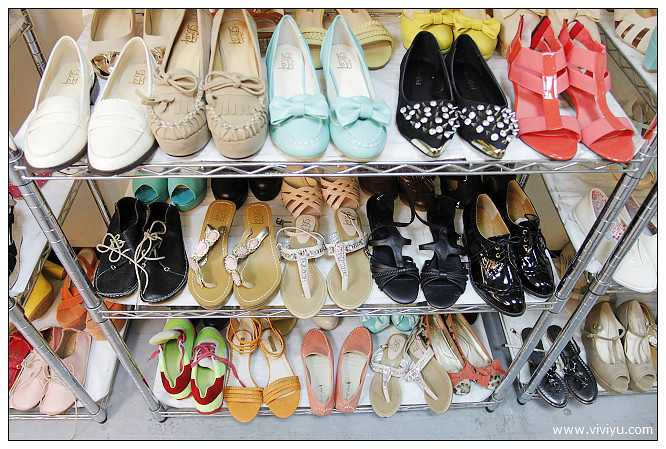 D+AF SHOES,戰利品,特賣會,鞋子 @VIVIYU小世界