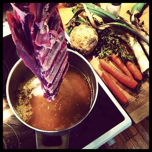 Fleisch isst mein Gemüse #nomnomnom