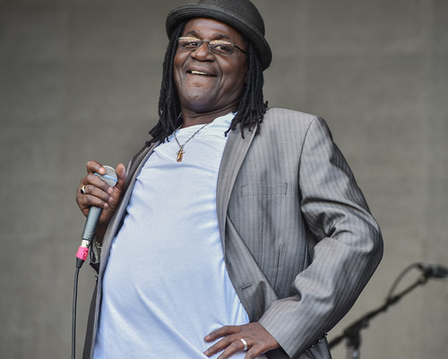 Neville Staples Band at Boomtown Fair 2016
