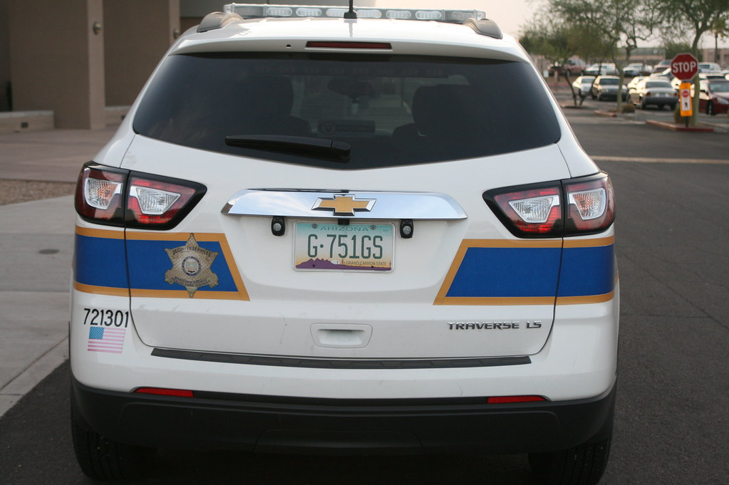 Maricopa County Sheriffs Office Patches
