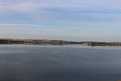 Sandhills lake