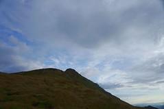 Urcare pe vârful Ineu