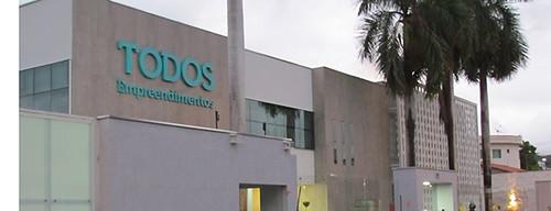 Sede da Todos Empreendimentos em Ipatinga