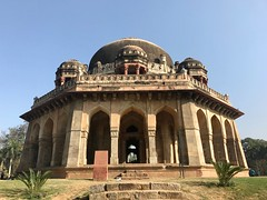 Sikandar Lodi Tomb, Lodhi Garden, New Delhi, India