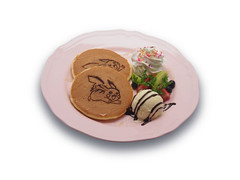 """Pancakes ala mode - ¥980 • <a style=""""font-size:0.8em;"""" href=""""http://www.flickr.com/photos/66379360@N02/15137609992/"""" target=""""_blank"""">View on Flickr</a>"""