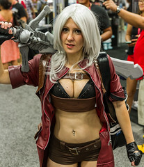 "@theRaychul cosplaying at SDCC 2014 • <a style=""font-size:0.8em;"" href=""http://www.flickr.com/photos/33121778@N02/14677292149/"" target=""_blank"">View on Flickr</a>"