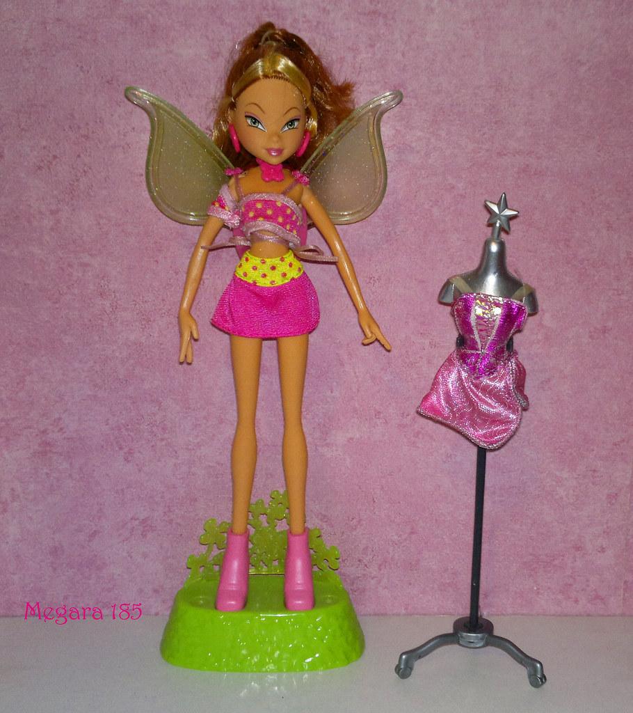 Winx Club Roxy Believix Doll