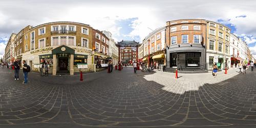 Chinatown Panorama