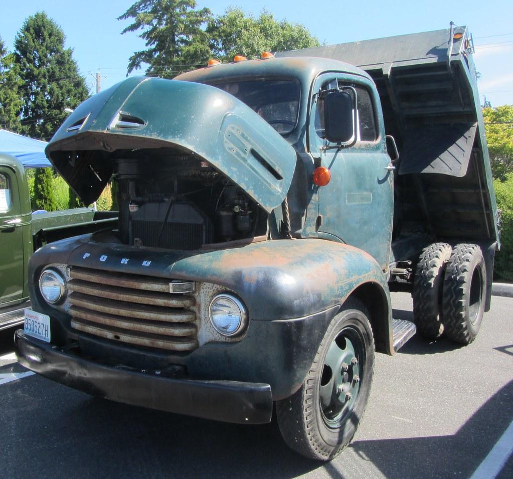 1948 Chevy Flatbed Farm Truck Ford Grain