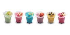 """yogurt mousse cups costs - ¥700 • <a style=""""font-size:0.8em;"""" href=""""http://www.flickr.com/photos/66379360@N02/15137609812/"""" target=""""_blank"""">View on Flickr</a>"""