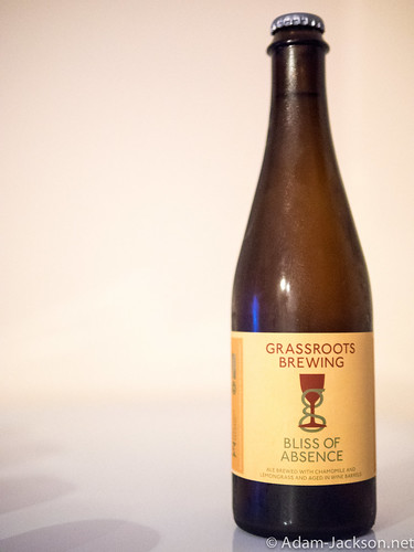 Grassroots The Bliss of Absence (Wine Barrel Aged 2014)