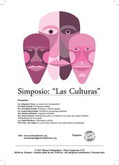 "Simposio ""Las culturas"": Museo Pedagógico • <a style=""font-size:0.8em;"" href=""http://www.flickr.com/photos/52183104@N04/15135420677/"" target=""_blank"">View on Flickr</a>"