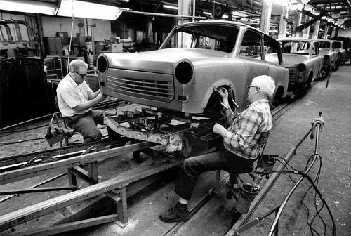 Trabant lasto one 1991