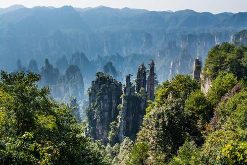 Hunan - Zhangjiajie