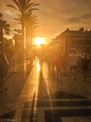 """Playa de las Americas - sunset • <a style=""""font-size:0.8em;"""" href=""""http://www.flickr.com/photos/58574596@N06/14823697219/"""" target=""""_blank"""">View on Flickr</a>"""