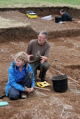 "West Kennet dig, 2014 • <a style=""font-size:0.8em;"" href=""http://www.flickr.com/photos/96019796@N00/14891239973/"" target=""_blank"">View on Flickr</a>"