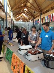 Holy Family Barbeque June 2014