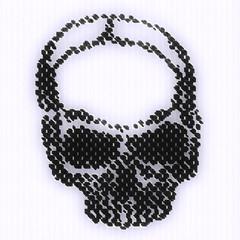 Grave Markings - Skull Icon - Variation 2