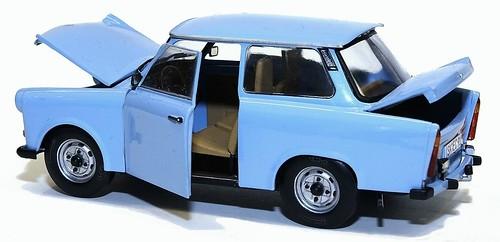 Revell Trabant 601
