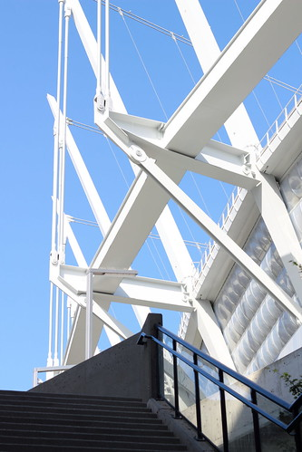 BC Place During Photo Walk