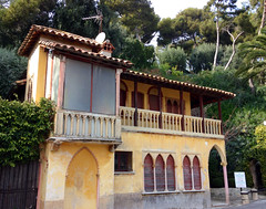 Villa Ephrussi de Rothschild, St Jean Cap Ferrat