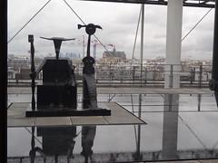 Max Ernst's Capricorn at the Pompidou