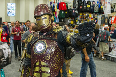 "Steampunk Iron Man SDCC 2014 • <a style=""font-size:0.8em;"" href=""http://www.flickr.com/photos/33121778@N02/14782071475/"" target=""_blank"">View on Flickr</a>"