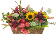 Salsa Garden — Leanne and David Kesler, Floral Design Institute, Inc., in Portland, Ore.