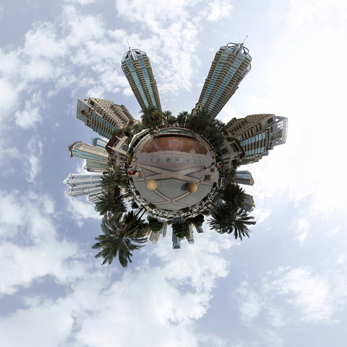 Dubai Marina - Little Planet