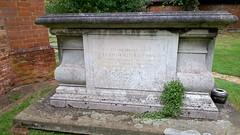 Budworth box tomb