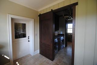 Pair of Dutch Doors.