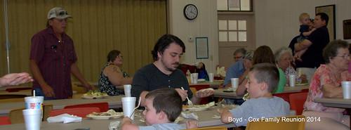 Boyd-Cox Family Reunion 2014 GWB_1822