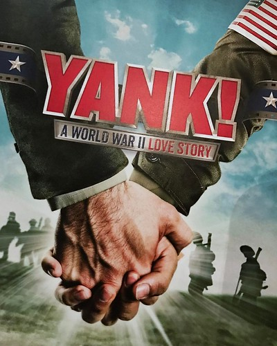 Today is all about...Yank!