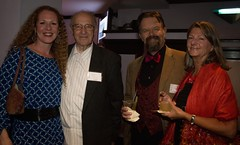 Bronwyn Dannenfelser, Mr. Marra, Peter and Chiara Van Erp (Photo by Jen Bonin)