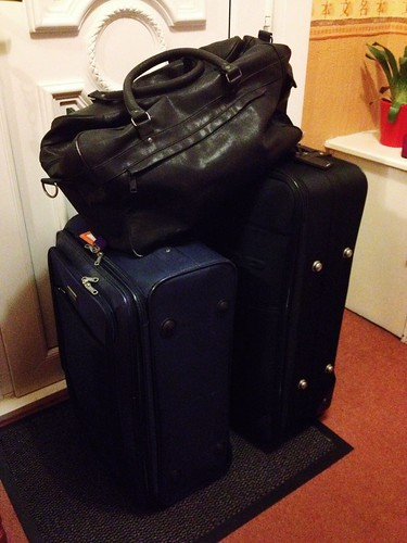 Today is all about...packed and ready to go