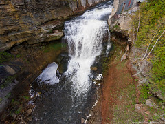"Cataract Falls - Credit River - Forks of the Credit Provincial Park • <a style=""font-size:0.8em;"" href=""http://www.flickr.com/photos/65051383@N05/15277424088/"" target=""_blank"">View on Flickr</a>"