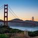 "Golden Gate Bridge at dusk • <a style=""font-size:0.8em;"" href=""http://www.flickr.com/photos/41711332@N00/15342974467/"" target=""_blank"">View on Flickr</a>"
