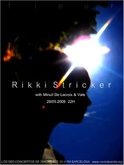 2009/05/29 - Rikki Stricker + Minuit De Lacroix + Vate + Natural Talent + Cristopher Williams