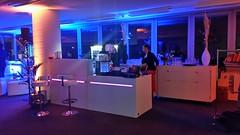 "Firmen Business Event Catering Köln  Unsere mobilen Bars, Kühlschränke, Nespresso Gemini CS220 Pro Kaffeemaschine, kalte Getränke,  Personal und weiteres Equipment. Http://hummer-catering.com • <a style=""font-size:0.8em;"" href=""http://www.flickr.com/photos/69233503@N08/15412466927/"" target=""_blank"">View on Flickr</a>"