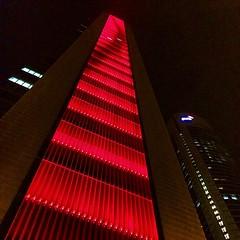 Torre Cepsa Red Style