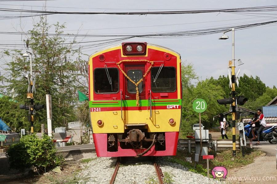KKDAY,哥德式古老教堂,泰國旅遊,泰國景點,泰國自由行,泰式甜點博物館,皇室藝術公園,美功河,美功鐵道市集 @VIVIYU小世界