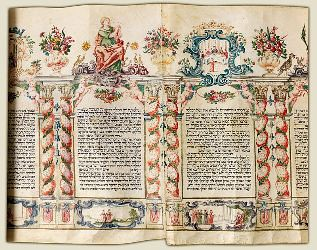Esther scroll / photo courtesy of wikipedia