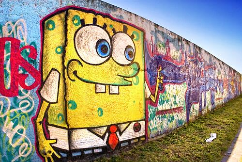 Bob Esponja / Sponge Bob Graffiti