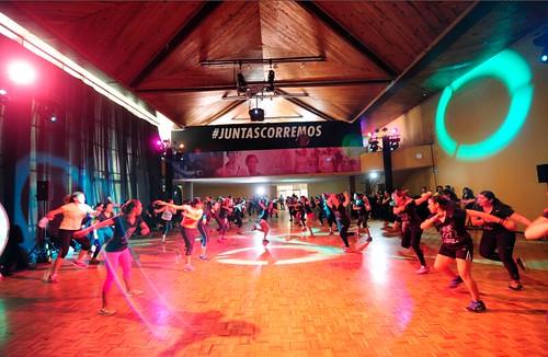 Training Mission #JuntasCorremos