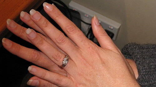Fingernails by cellobella