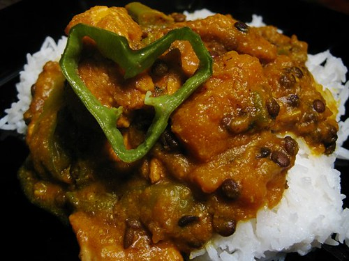 Turkey Curry Indian Style Recipe On Belly Timber Flickr