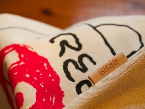 BREE Japan Charity Bag