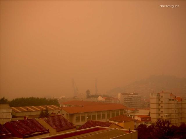 Incendios Galicia 2006