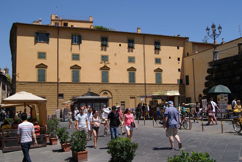 Piazza Pitti